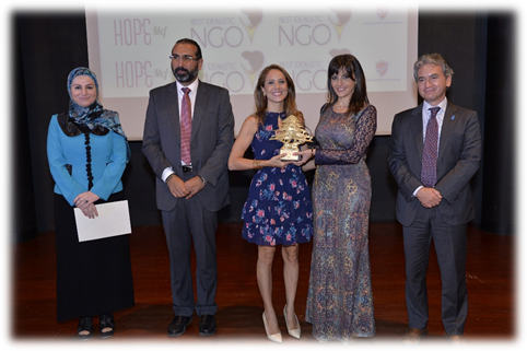 The Best Idealistic NGO Award – 2015